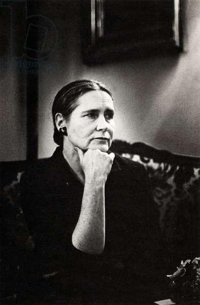 Doris Lessing in 1982