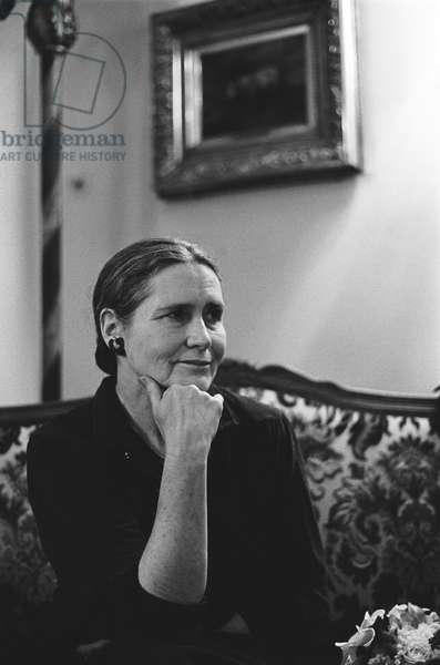 Doris Lessing - portrait