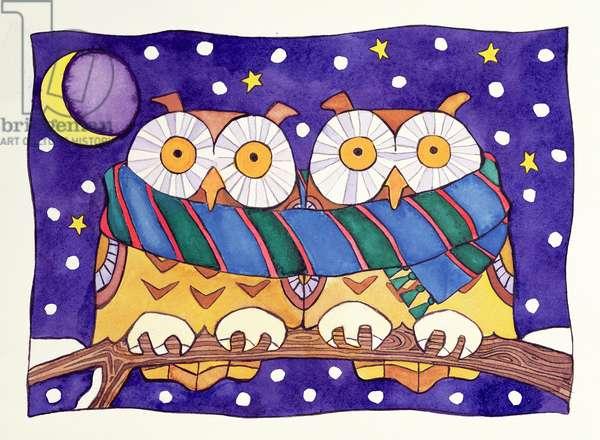 Owls by Night