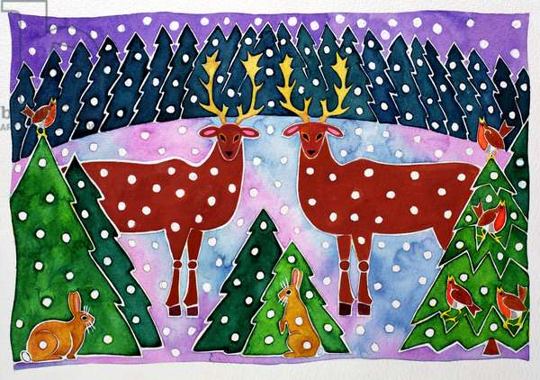 Reindeer and Rabbits