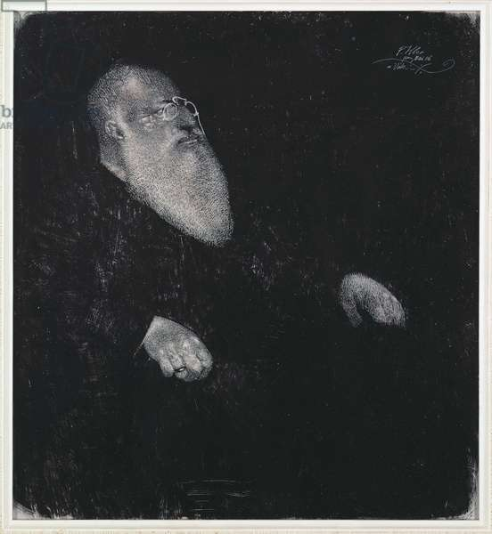 Portrait of My Father, 1906