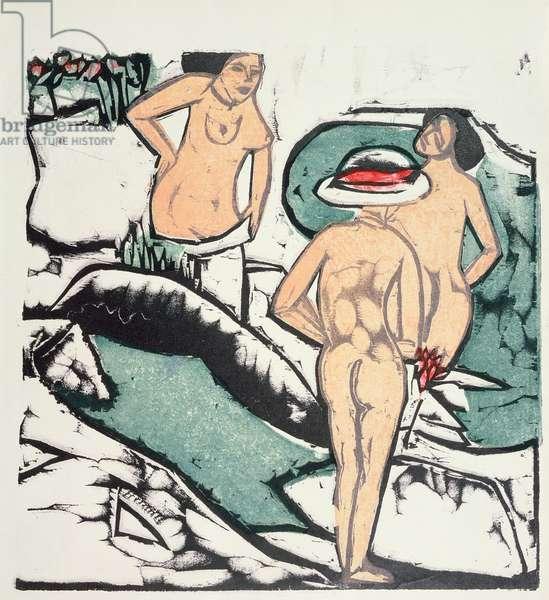 Nude Women (print)