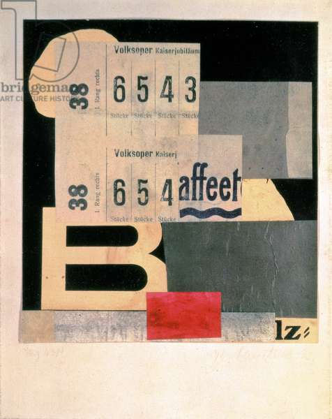 Collage M2 439, 1922