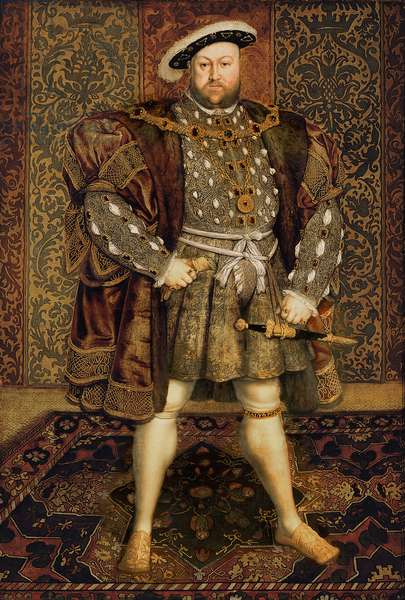 King Henry VIII (oil on canvas)