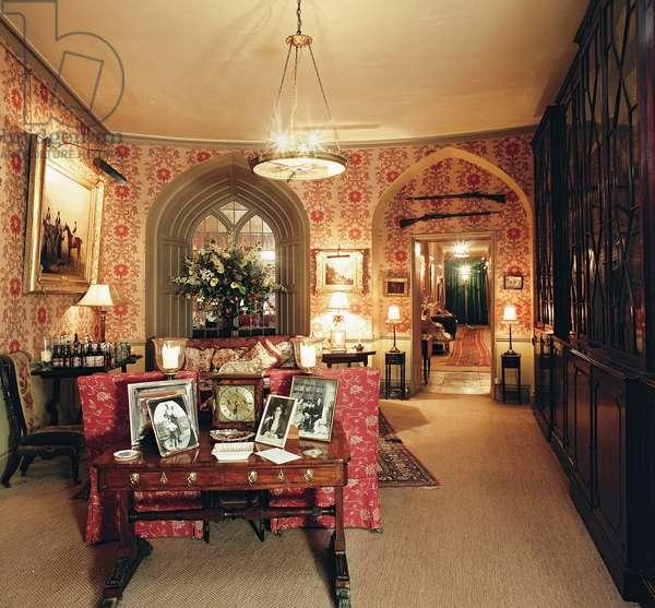 First-floor Lobby (photo)