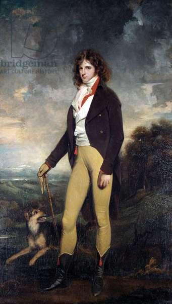 John Henry Manners, 5th Duke of Rutland, c.1794-96 (oil on canvas)