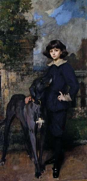John Manners, later 9th Duke of Rutland, c.1898-99 (oil on canvas)