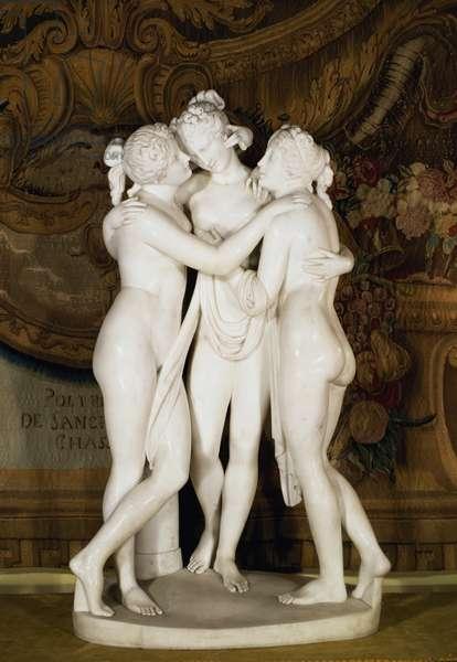 Three Graces (marble)