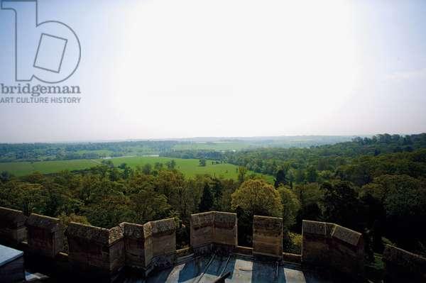 Belvoir Castle, Leicestershire (photo)