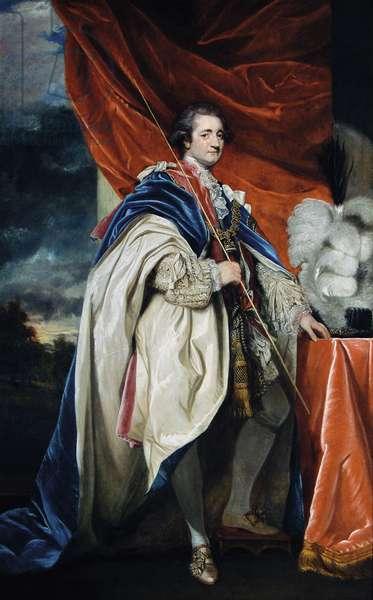 Charles Manners, 4th Duke of Rutland (oil on canvas)