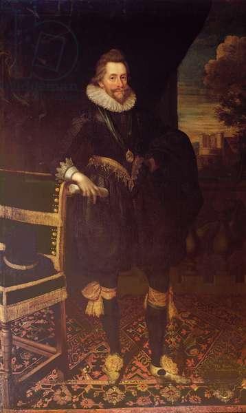 The Earl of Southampton