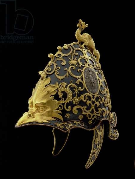 Helmet of Cosimo II (1590-1621) Italian, 1608