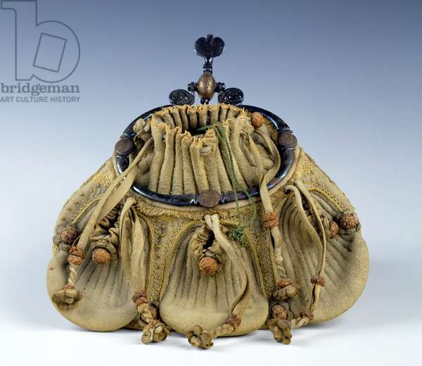 Purse, 16th century, French (leather)