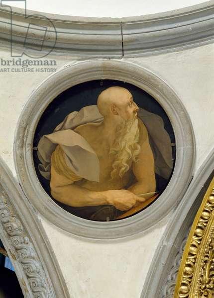 St. John the Evangelist, c.1525 (oil on wood)
