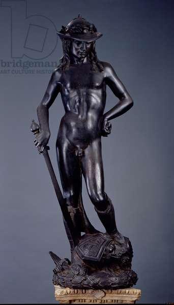 David, c.1440 (bronze)