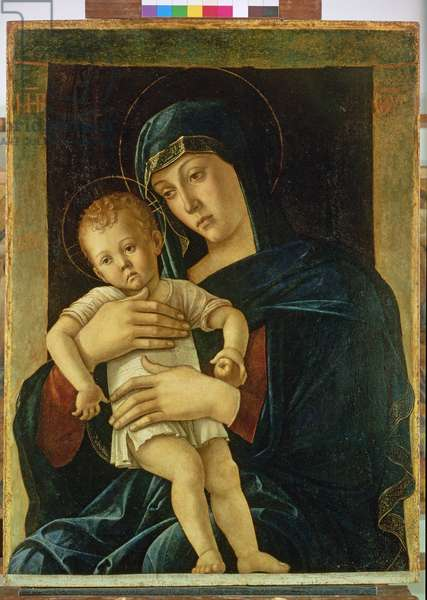 The Greek Madonna and Child