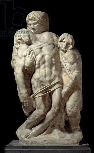 The Palestrina Pieta (marble)
