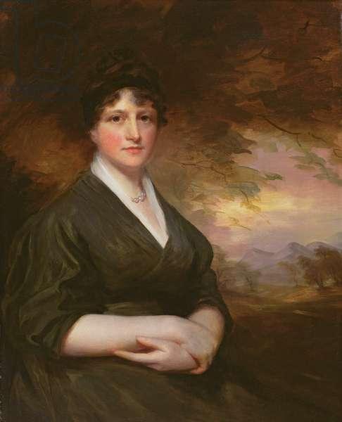 Harriet Scott of Harden, 1795 (oil on canvas)