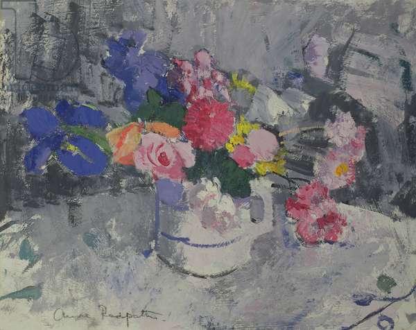Summer Flowers, c.1942 (oil on board)