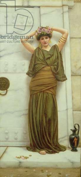 Ianthe, 1889 (oil on canvas)