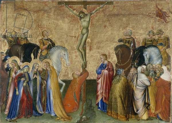 The Crucifixion of Christ, c.1426 (tempera on poplar wood)