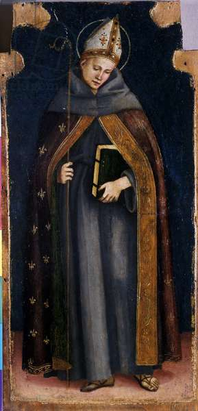 St. Louis of Toulouse, c.1515-20 (tempera on poplar wood)