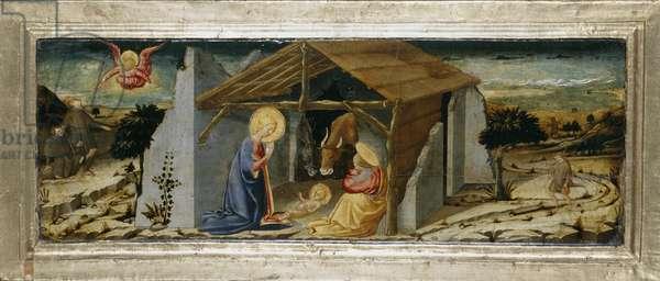 Birth of Christ, c.1450 (tempera on poplar wood)