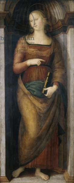 St. Helena, c.1505-06 (tempera on poplar wood)