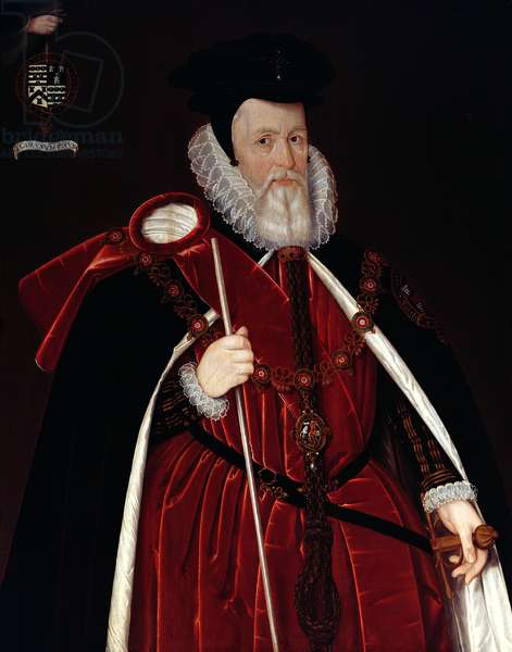 Lord Burghley (1520-98)