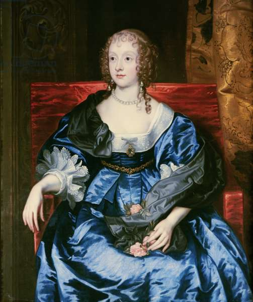 Lady Anne Cecil (oil)