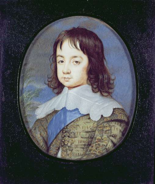 Charles II (as a child), c.1640