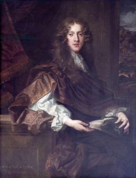 John, 5th Earl of Exeter (oil)