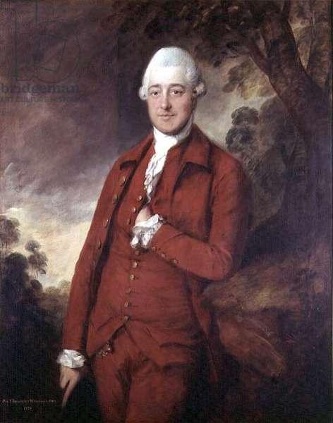 Sir Christopher Whichcote