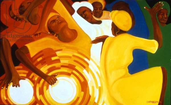 Sanctified Joy, 1992 (oil on canvas)