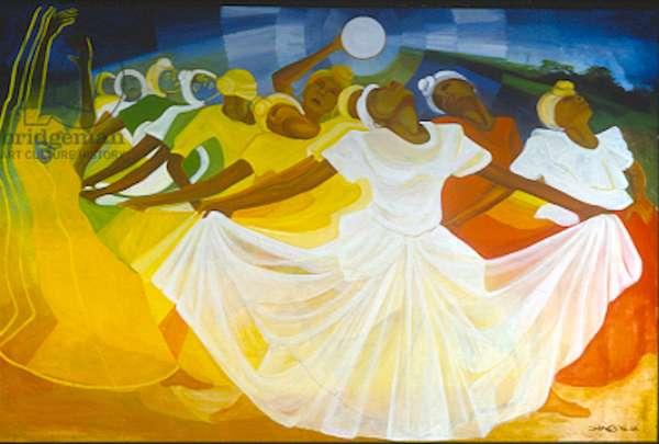 Surrender, 1996 (oil on canvas)
