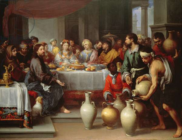 The Marriage Feast at Cana, c.1665-75