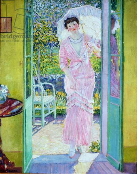 Good Morning, c.1912-13 (oil on canvas)