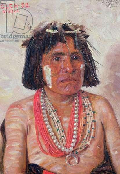 Gleh-so (oil on canvas)