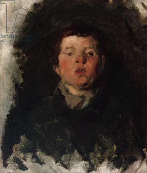 Portrait of a Boy, 1872