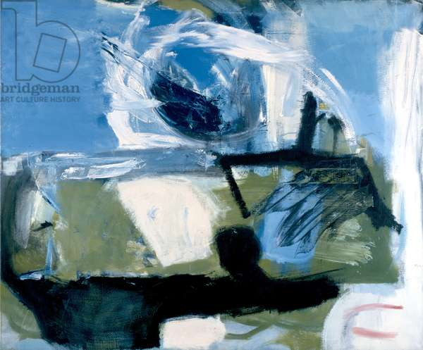 Offshore, 1959 (oil on canvas)
