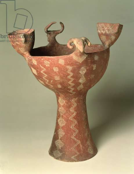 Chalice, c.2600-2300 BC (pottery)