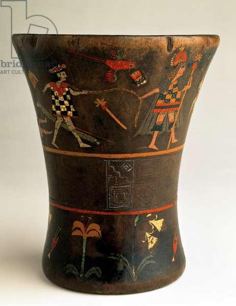 Kero, 1438-1533 (wood)