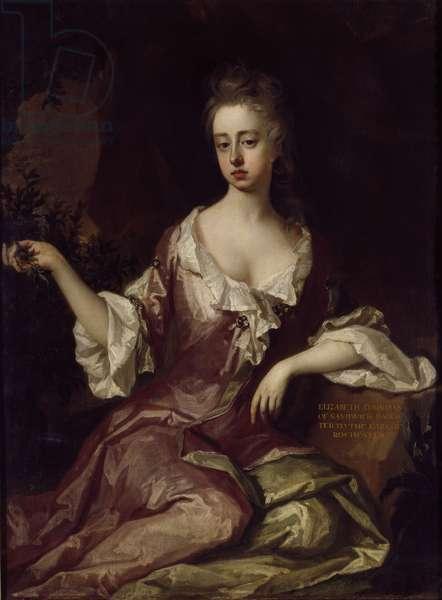 Portrait of Elizabeth (d.1757), Countess of Sandwich (oil on canvas)