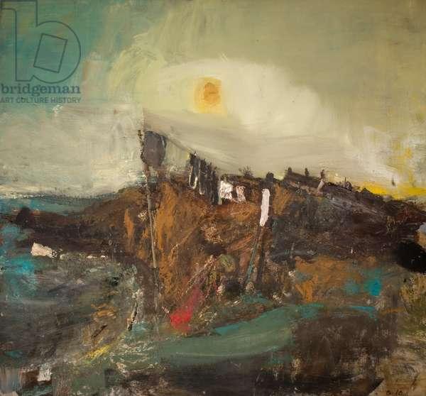 Winter Sun No.1, 1961-62 (oil on canvas)