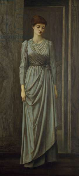 Portrait of Lady Windsor, 1893-95 (oil on canvas)