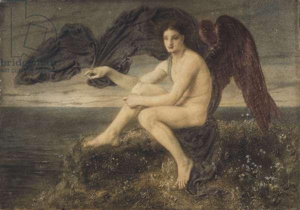 Dawn, 1871 (oil on canvas)