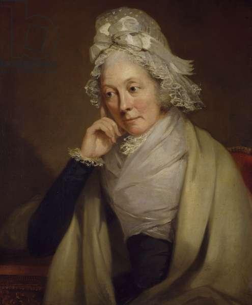 Mrs Joseph Priestley, 1793 (oil on canvas)