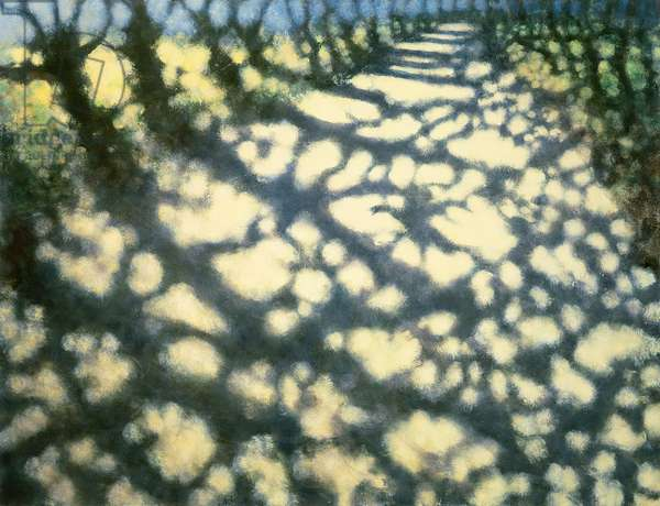 Out of the Wood I, 1999 (oil on canvas)