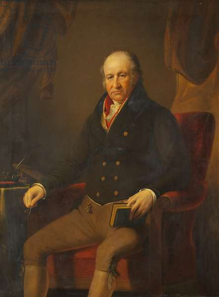 John Hornby, 1839 (oil on canvas)