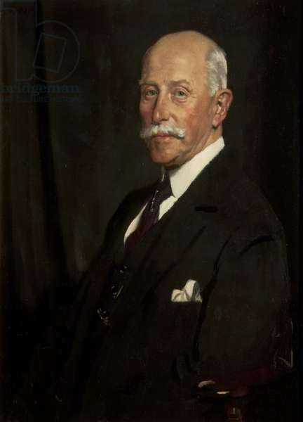 Sir John Rutherford (oil on canvas)
